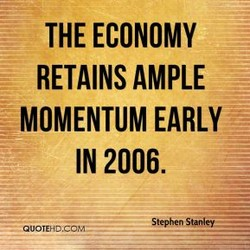 THE ECONOMY 
