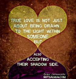 TRUE' LOVE IS NOT 