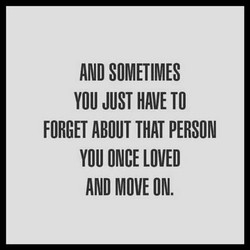 AND SOMETIMES 