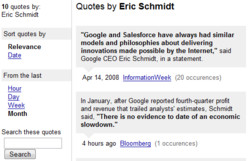 10 quotes by: 