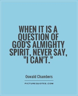 WHEN IT ISA 