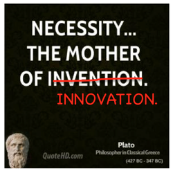 NECESSITY... 