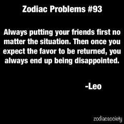 Zodiac Problems #93 