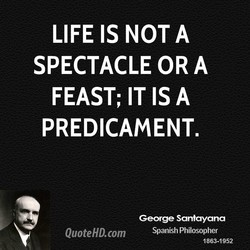 LIFE IS NOT A 