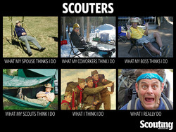 WHAT MY SPOUSE THINKS I DO 