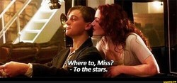 - Where to, Miss? 