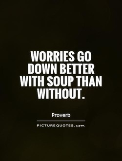 WORRIES GO 