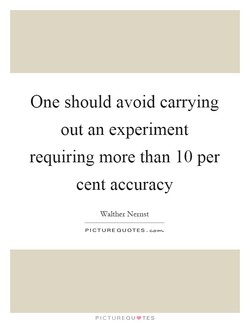One should avoid carrying 