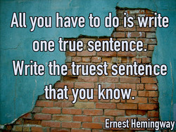 All you have to do iswrite 