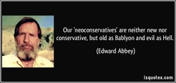 Our 'neoconservatives' are neither new nor 