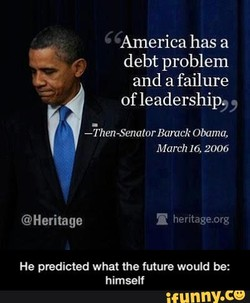 America has a 