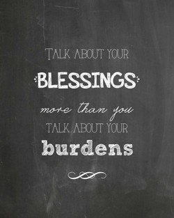 BLESSINGS 