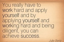 You really have to 