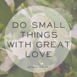 DO SMALL V 