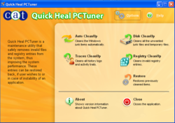 Quick Heal PCTuner 