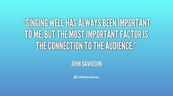 TO ME, MOST IMPORTANT FACTOR IS 