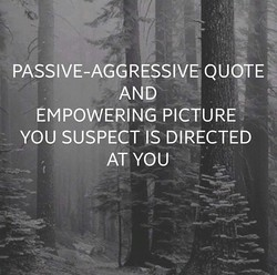 PASSIVE-AG&RESSIV QUOTE 