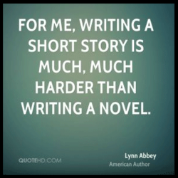 FOR ME, WRITING A 