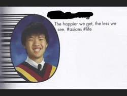 The happier we get, the less we 