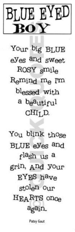 BLUE EYED 