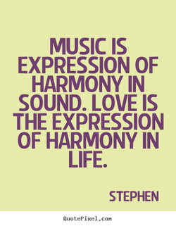 MUSIC IS 