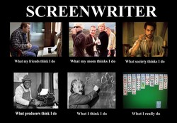 SCREENWRITER 