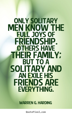 ONLY OLITARY 