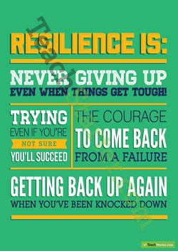 THINGS GET TOUGH! 