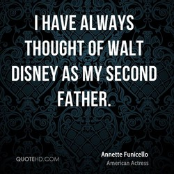 I HAVE ALWAYS 