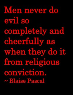 Men never do 