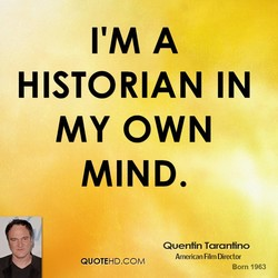 HISTORIAN IN 
