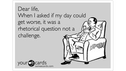 Dear life, 