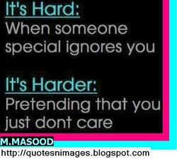 It's Hard: 
