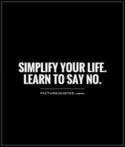 SIMPLIFY YOUR LIFE. 