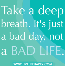 Take a deep 