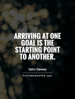ARRIVING AT 