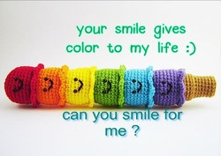 your smile gives 