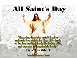 All Saint's 