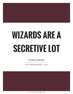 WIZARDS ARE A 