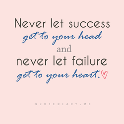 Never let sUcccss 