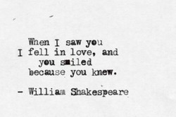 ffnen I saw you 