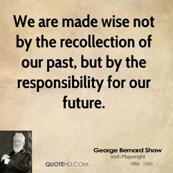 We are made wise not 