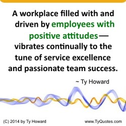 A workplace filled with and 