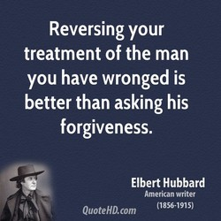 Reversing your 