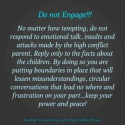 Do not Engage!!! 