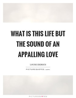 WHAT IS THIS LIFE BUT 