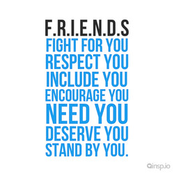 F .R.I.E.N.D.S 
