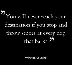You will never reach your 