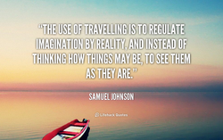 IMAGINATION BY, REALITY, AND INSTEAD OF 