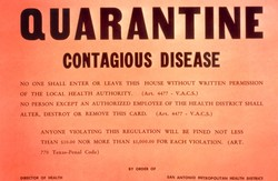aUARANTlNE 